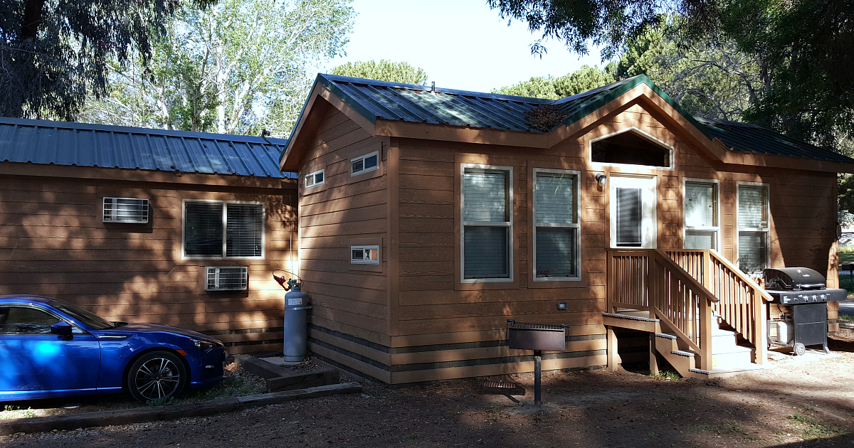 thousand trails cabins soledad canyon