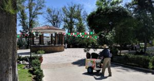 tecate mexico town square park